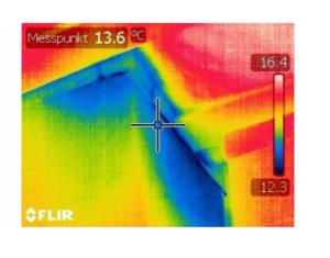 Термографія будівель - визначення проблемних місць